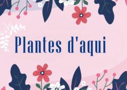 Plantes d'aqui